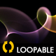Fractal Art Collection - Titanium Tube - HD Loop - 342