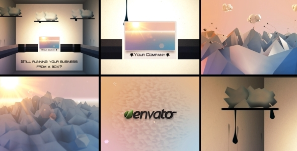 After Effects Project - VideoHive Advertisement Intro 792296