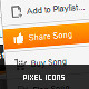 Pixel Perfect Icons - GraphicRiver Item for Sale