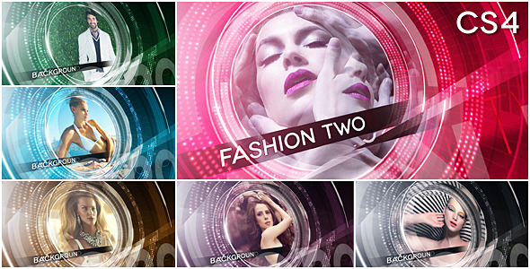 After Effects Project - VideoHive Fashion Two 833894