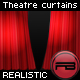 Realistic Opening Curtain - ActiveDen Item for Sale
