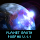 Planet Earth Prefab - ActiveDen Item for Sale