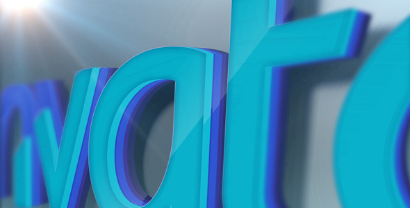 After Effects Project - VideoHive Multiwave Logo 841740