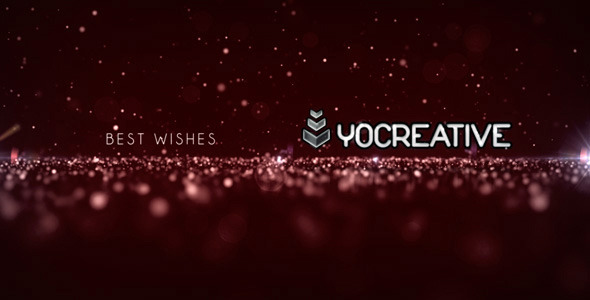 After Effects Project - VideoHive Best Wishes 771242