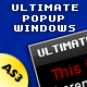 ULTIMATE POPUP WINDOWS XML AS3 - ActiveDen Item for Sale
