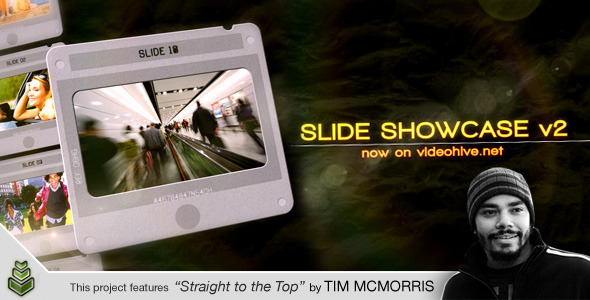 After Effects Project - VideoHive Slide Showcase v2 140518