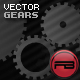 Spinning Gears background 100% vector - ActiveDen Item for Sale