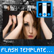 Flash Template Web Deep Linking  - ActiveDen Item for Sale