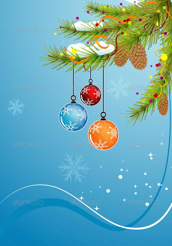 Graphic River Christmas Background Vectors -  Conceptual  Seasons/Holidays  Christmas 849175
