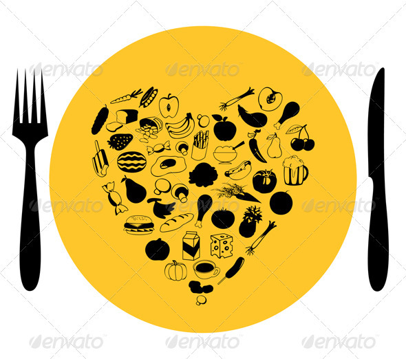 Graphic River Food7 Vectors -  Objects  Food 850194