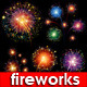Vector Firework Display - GraphicRiver Item for Sale